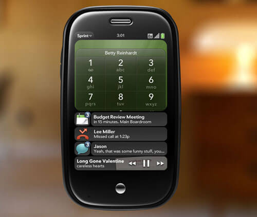 WebOS Interactive Notifications